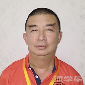 教练蒋忠平