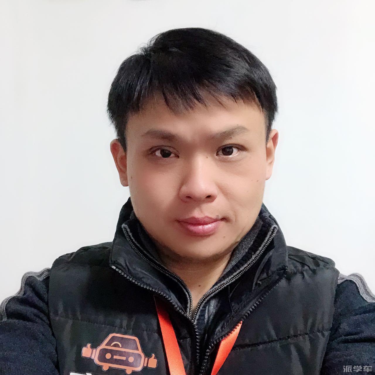教练陆震宇