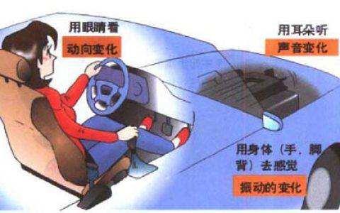 上海考c1驾照起步不熄火的正确方法