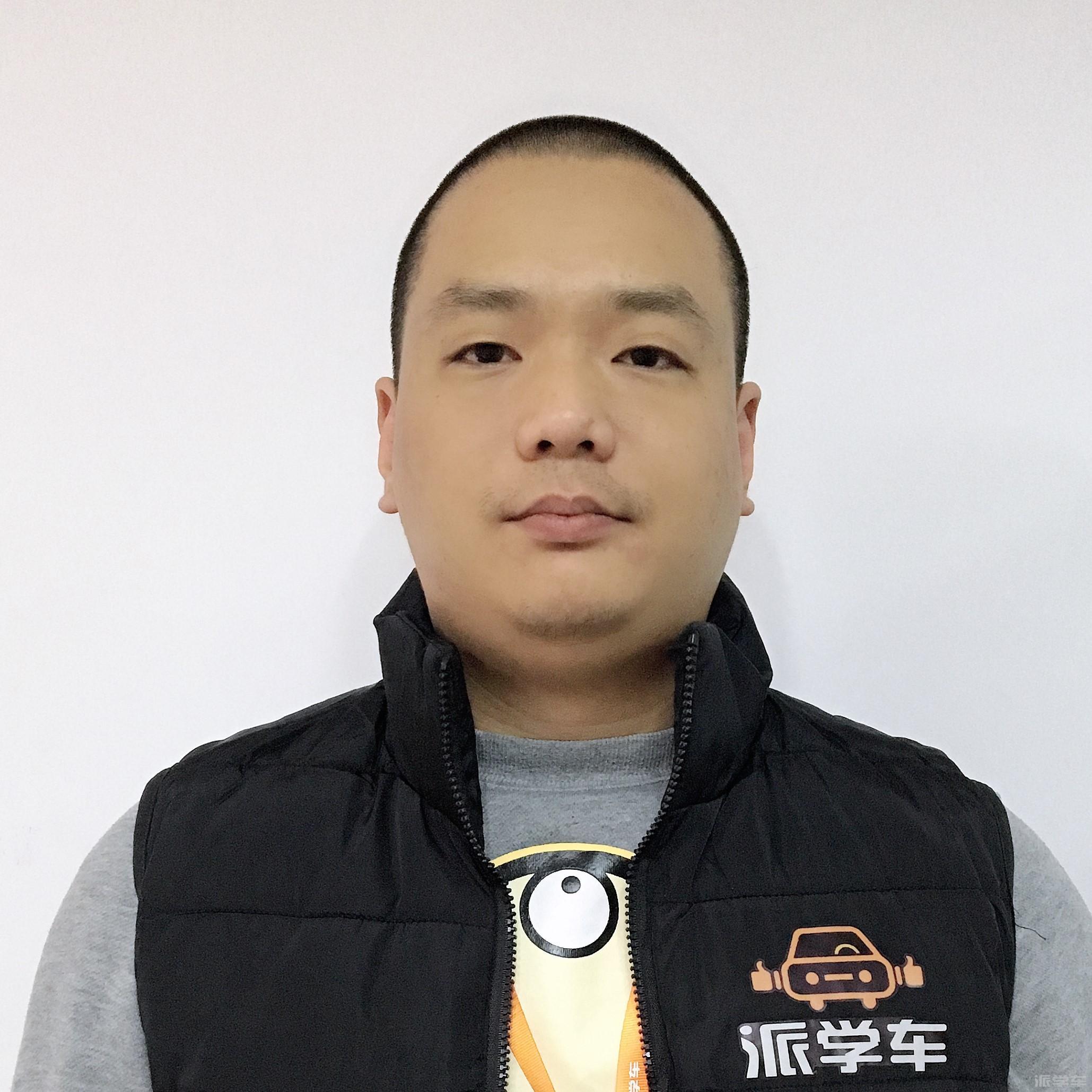 教练蔡金磊
