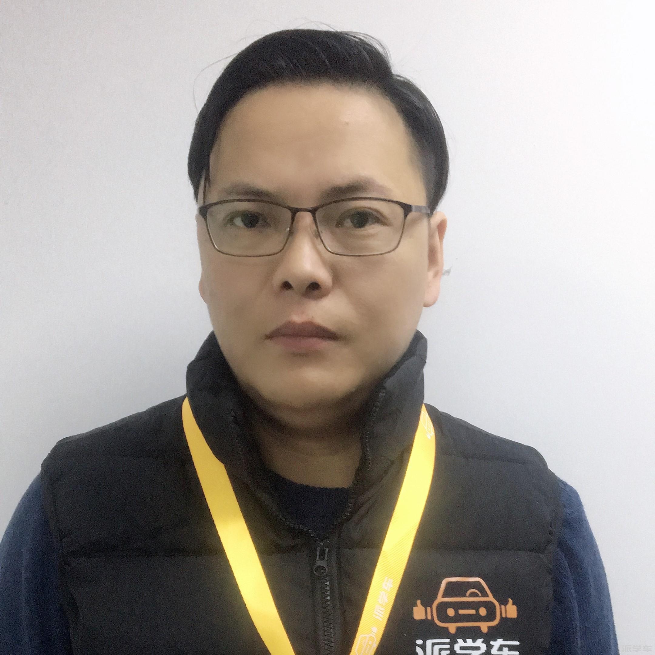 教练蔡丹华