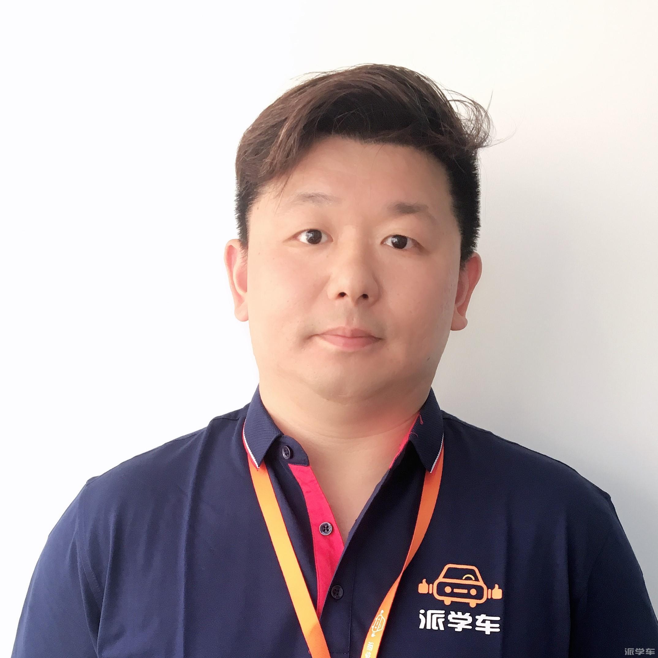 教练庄璐(新桑塔纳)