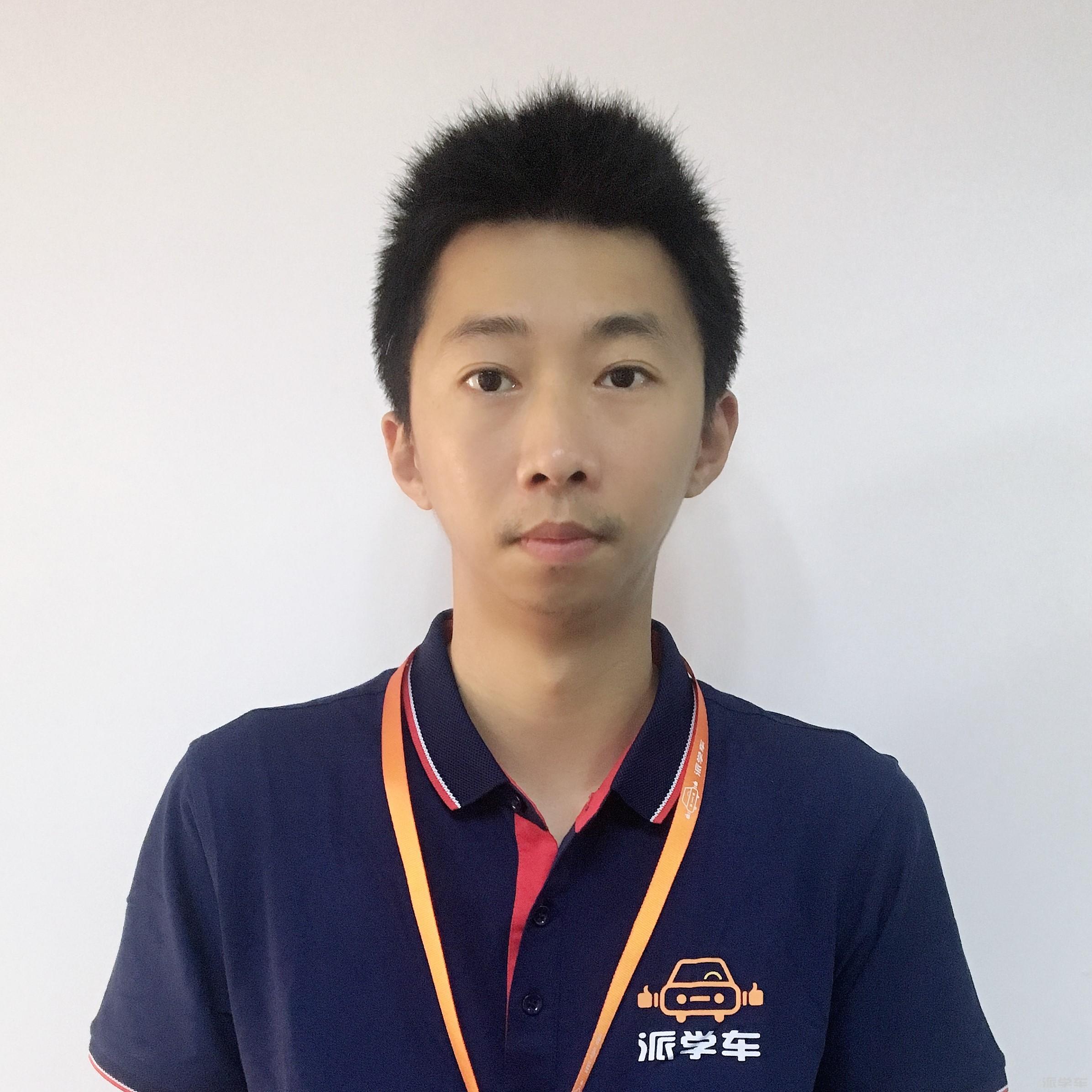 教练王炳祥