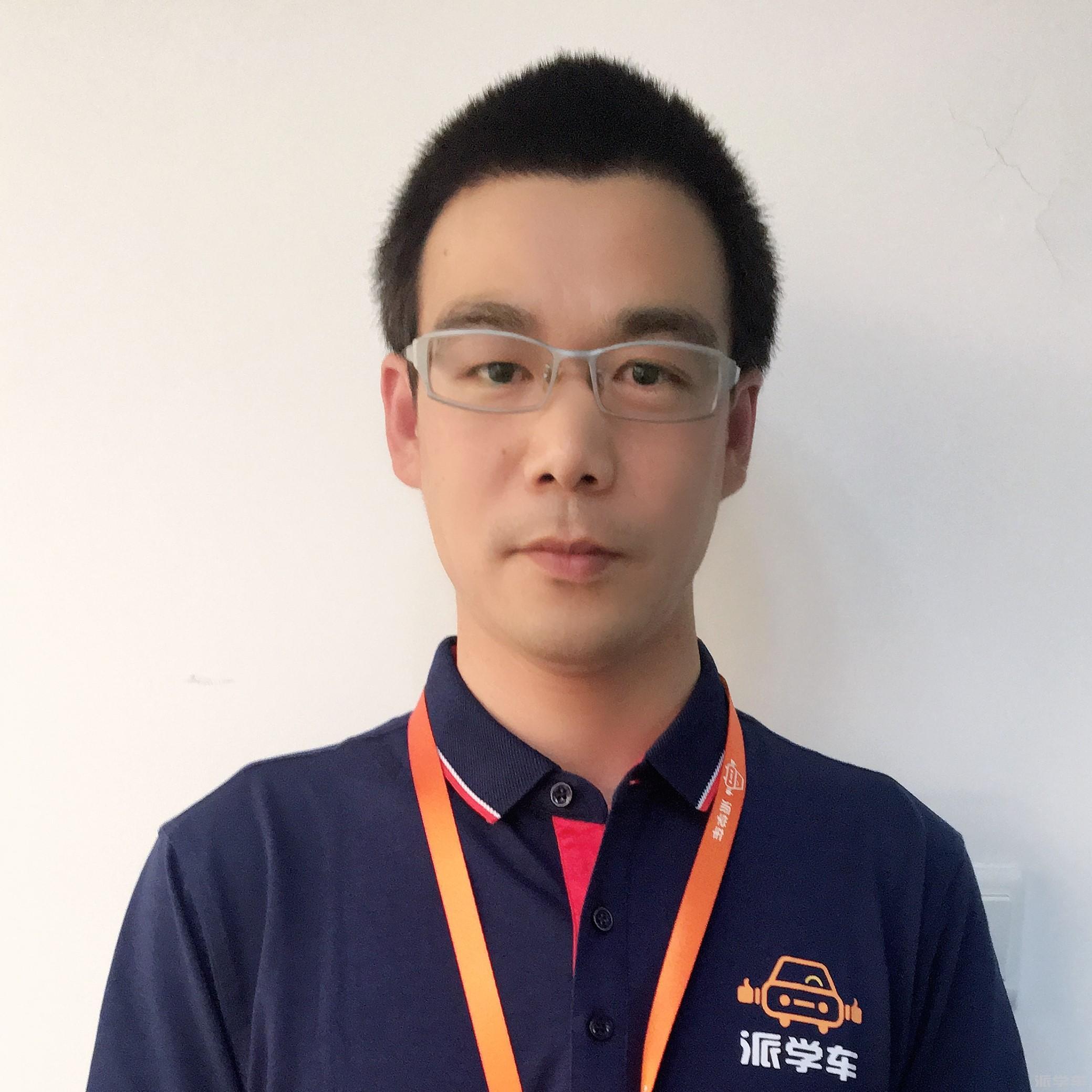 教练杨春晖