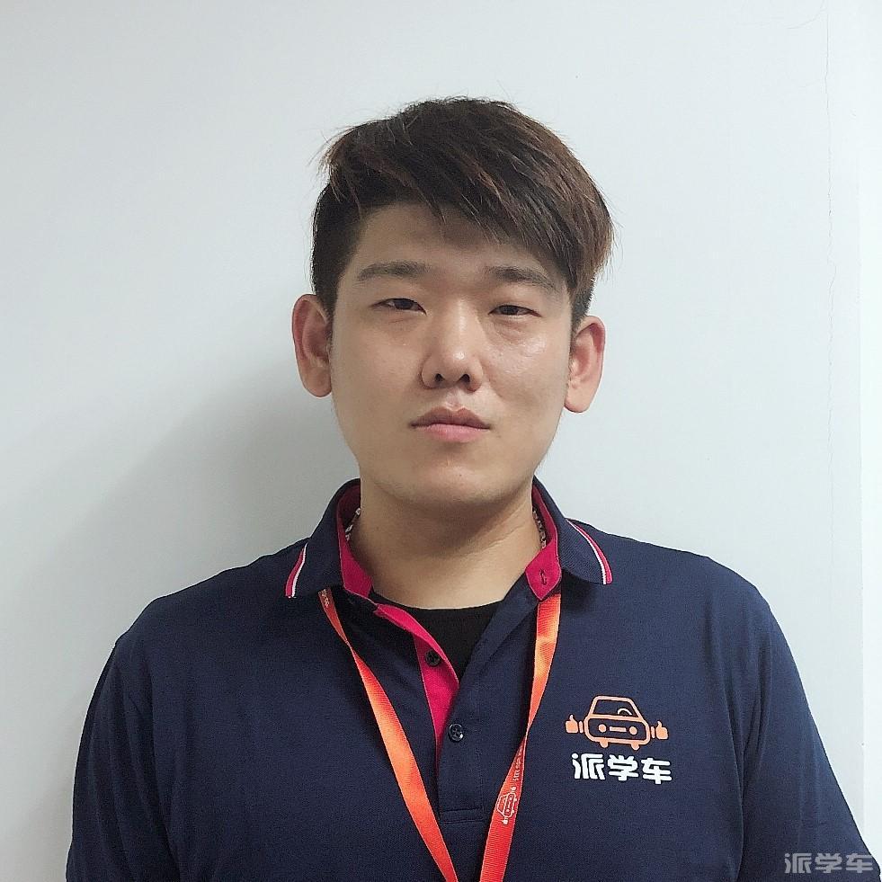 教练邹正华