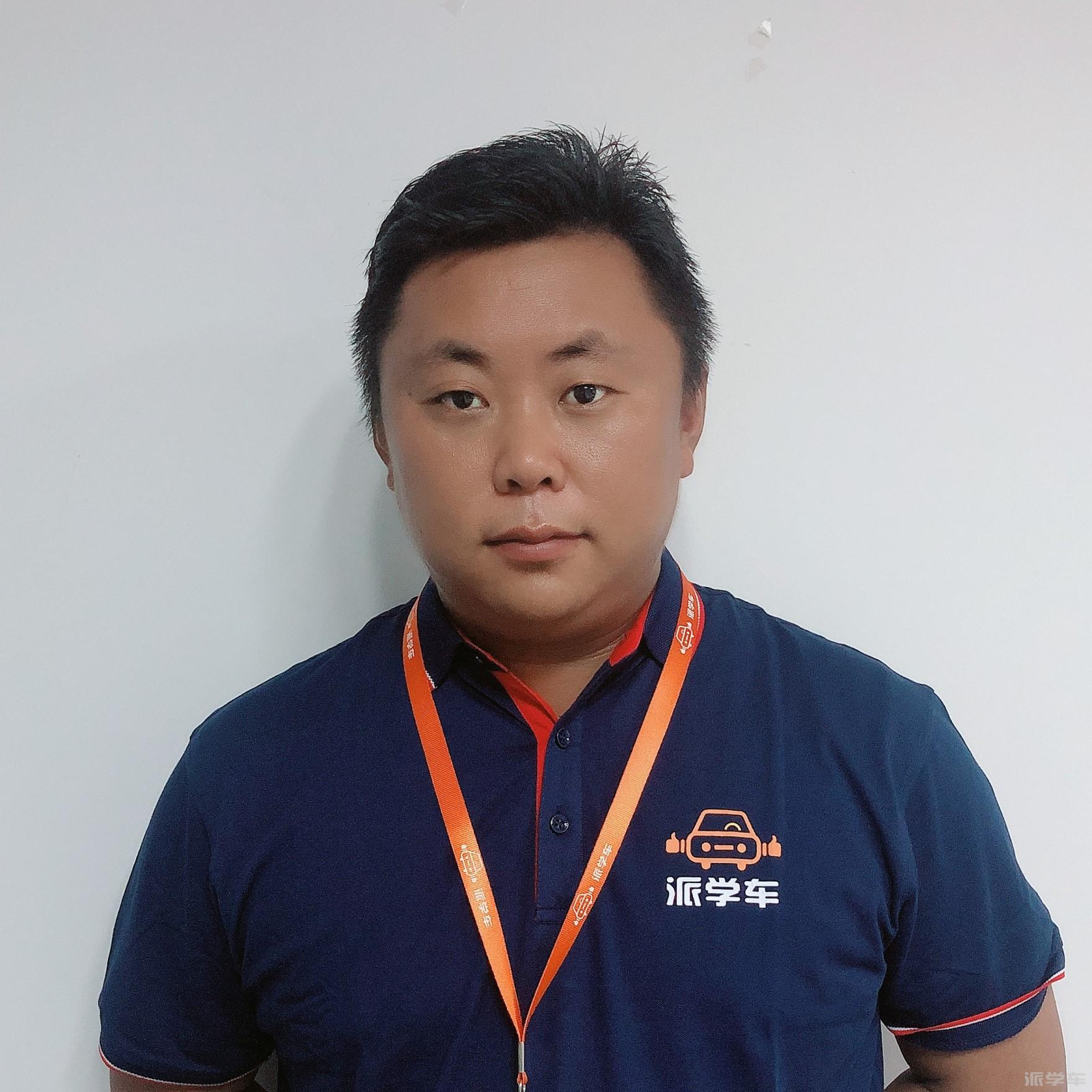 教练李晶磊