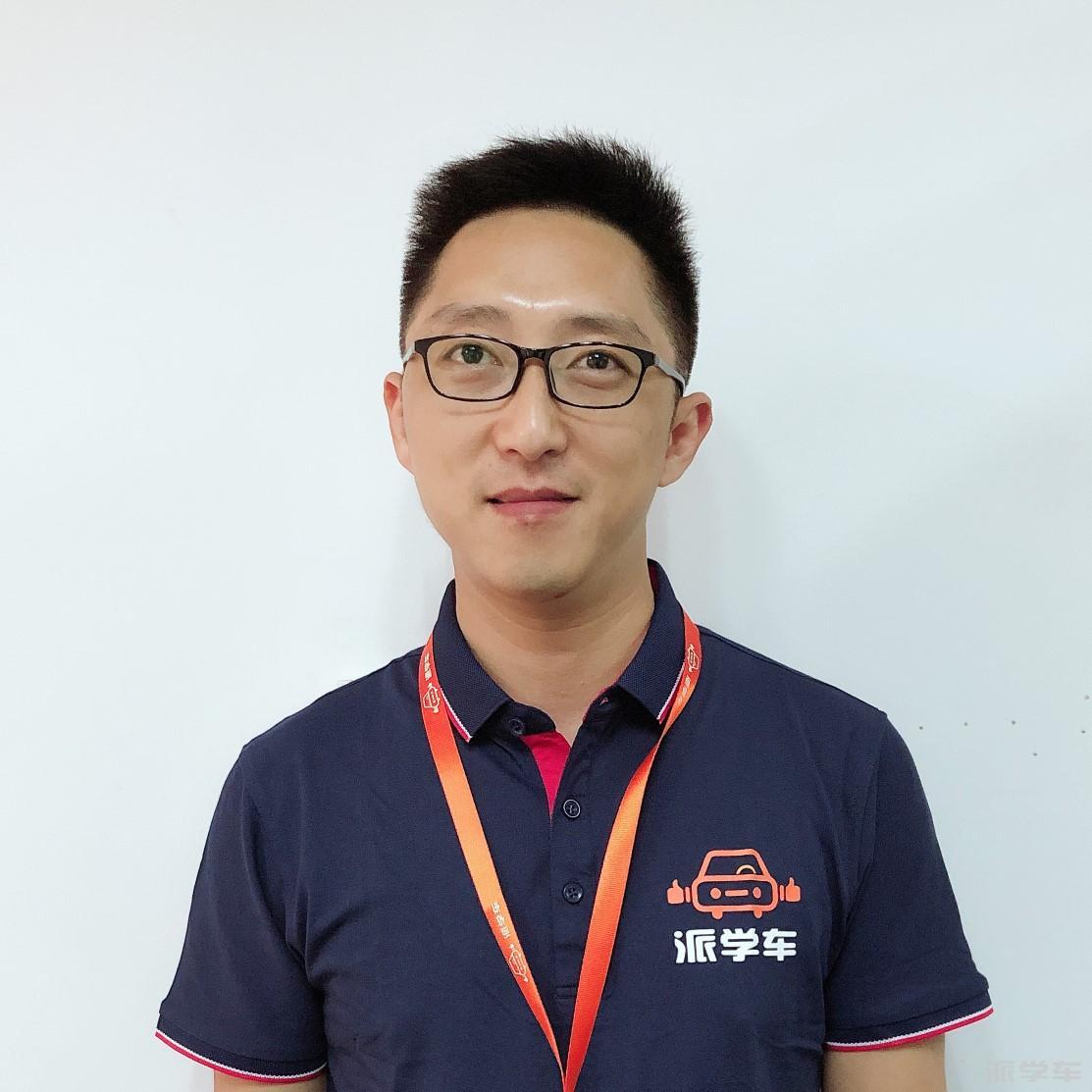 教练毛立靖