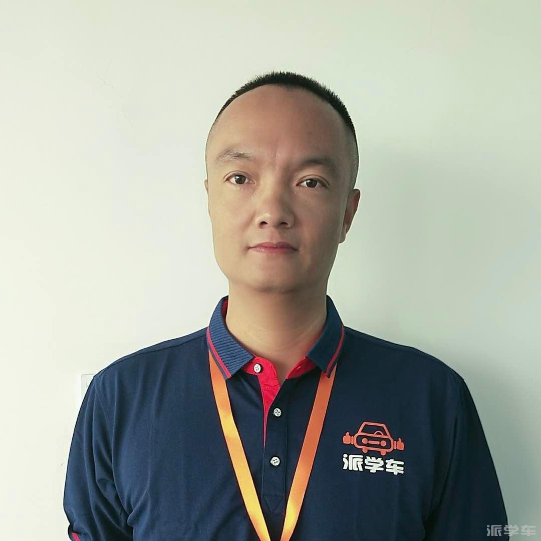 教练朱正军