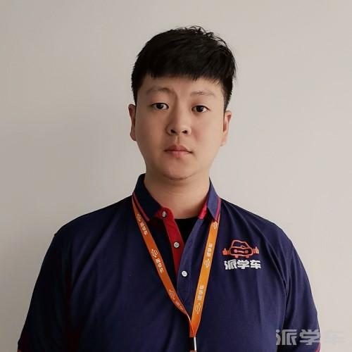 教练陈骏霄