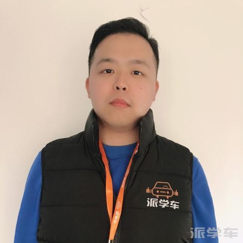教练陆佳伟