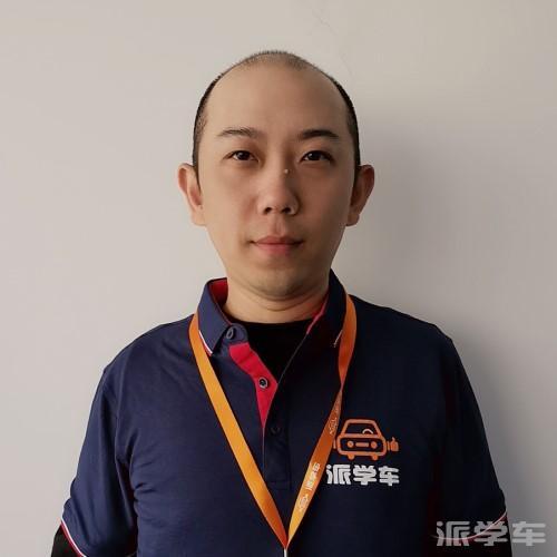 教练曹金辉