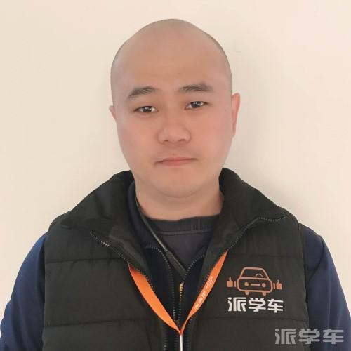 教练蔡海龙