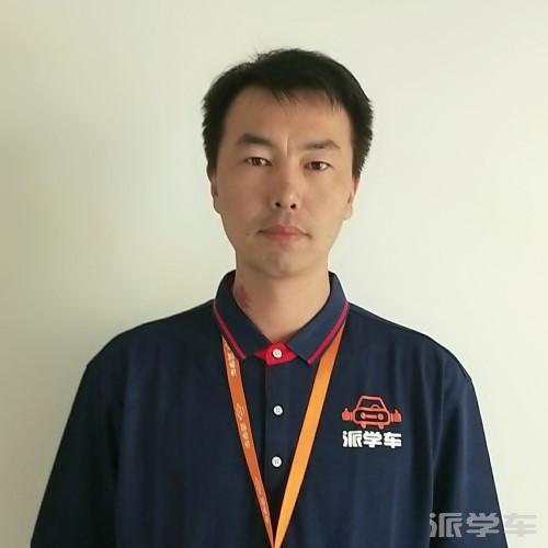 教练金伟锋