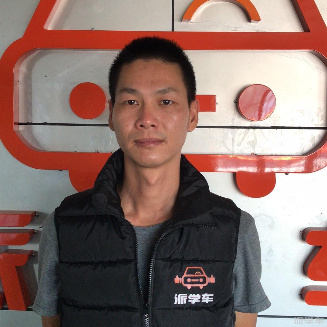 教练李广胜