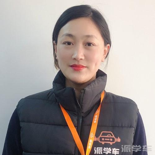 教练王东梅