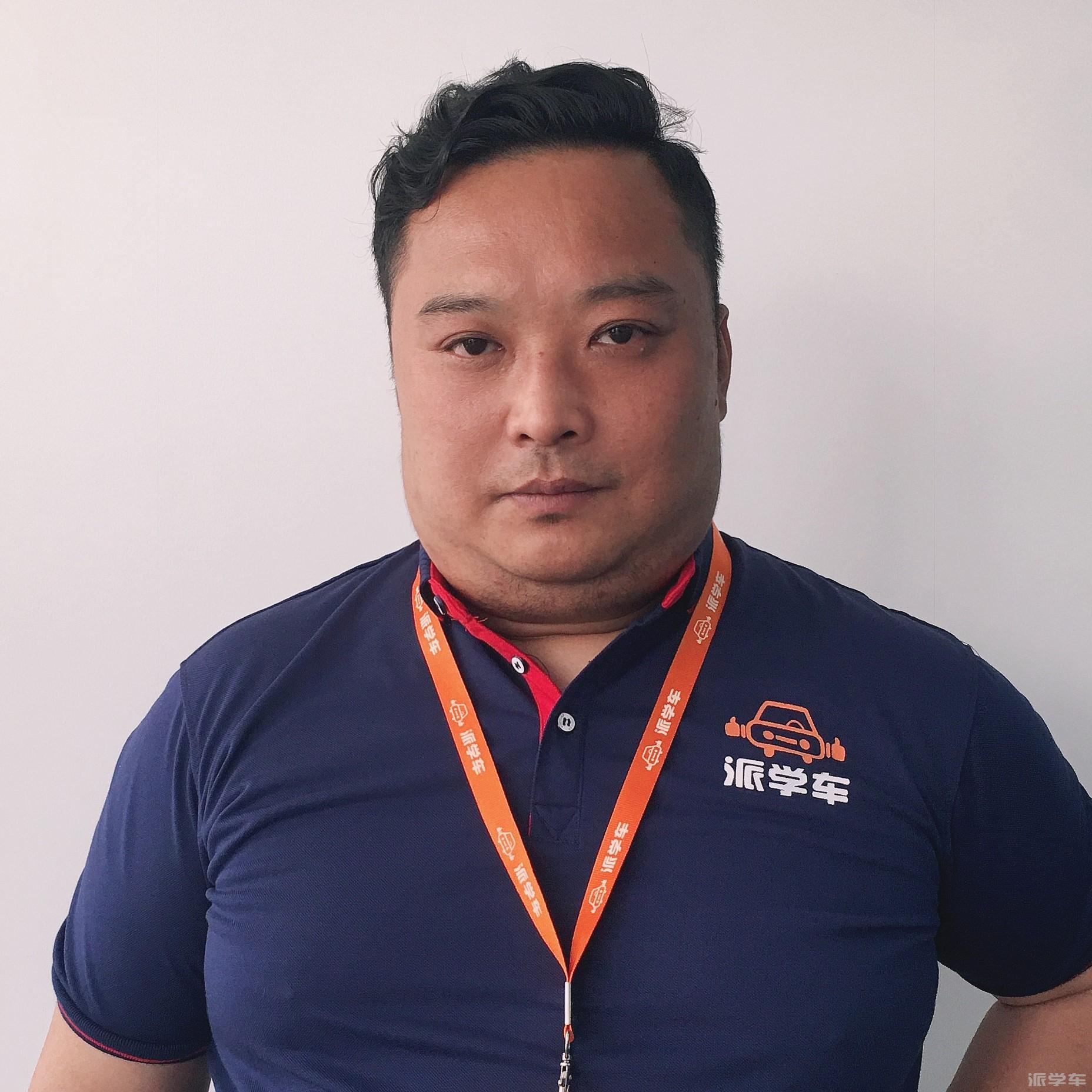 教练高湛涛