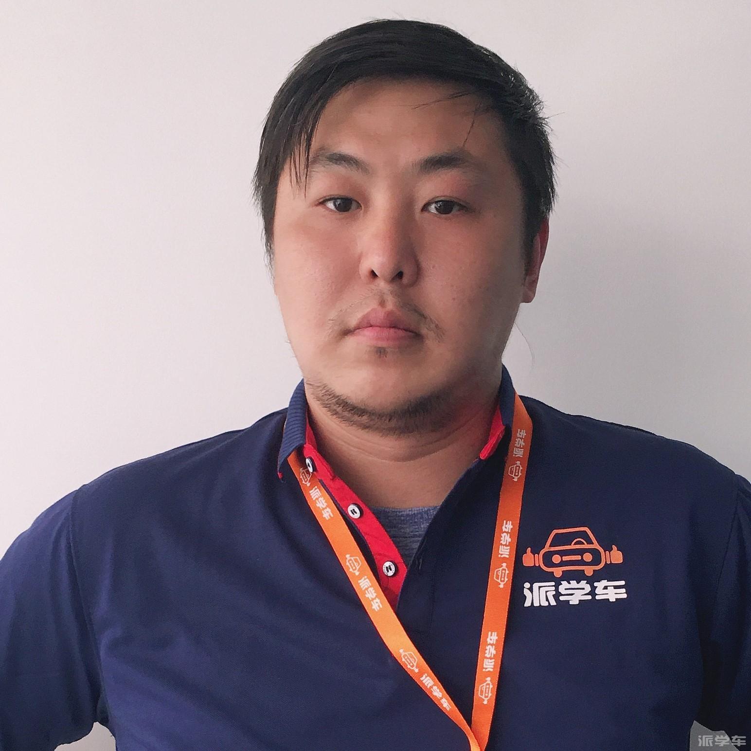 教练吴德政