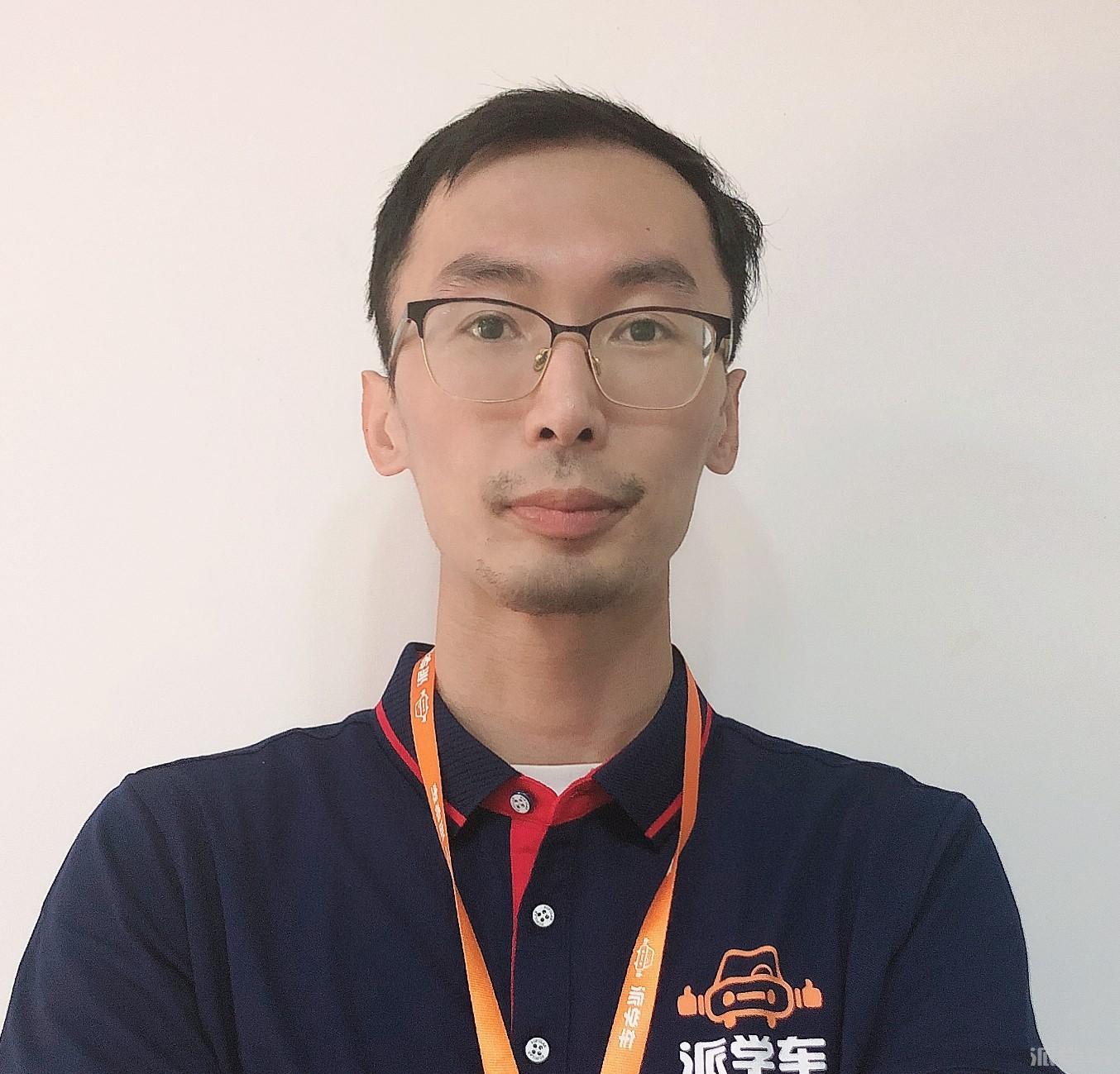教练郑旭凯