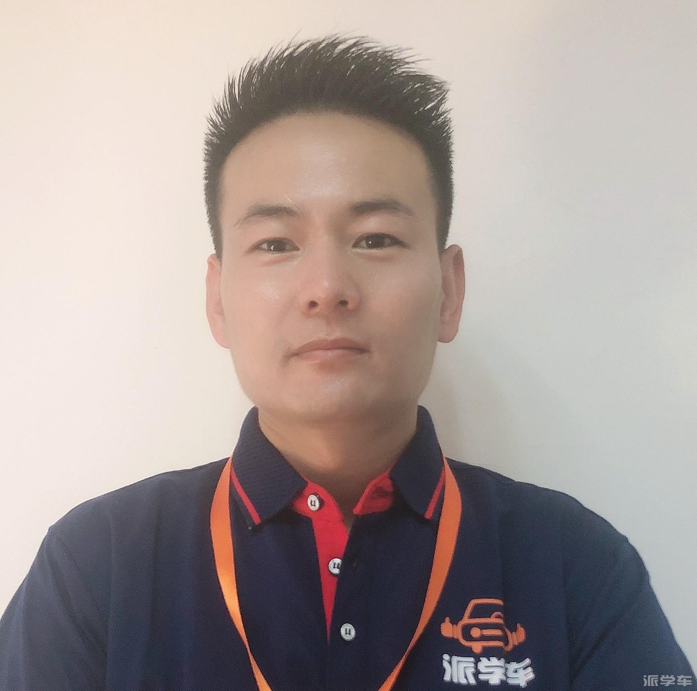 教练陆中华