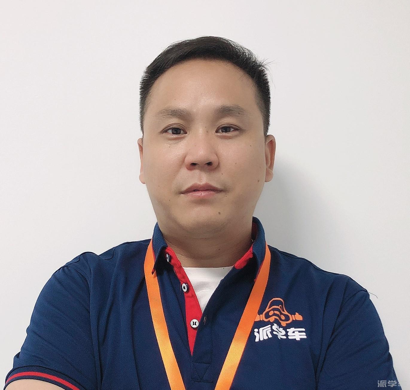 教练姚朋坤