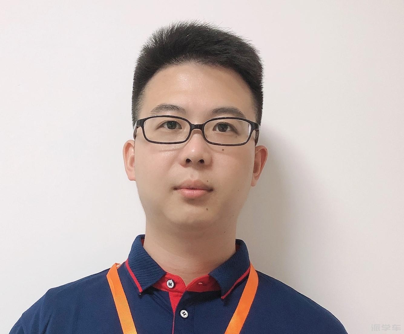 教练王海波