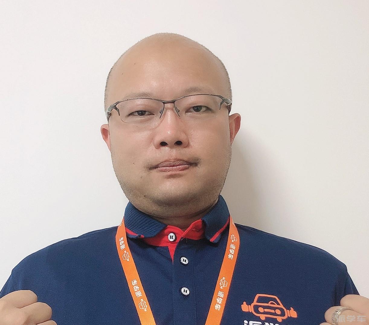 教练吴世军