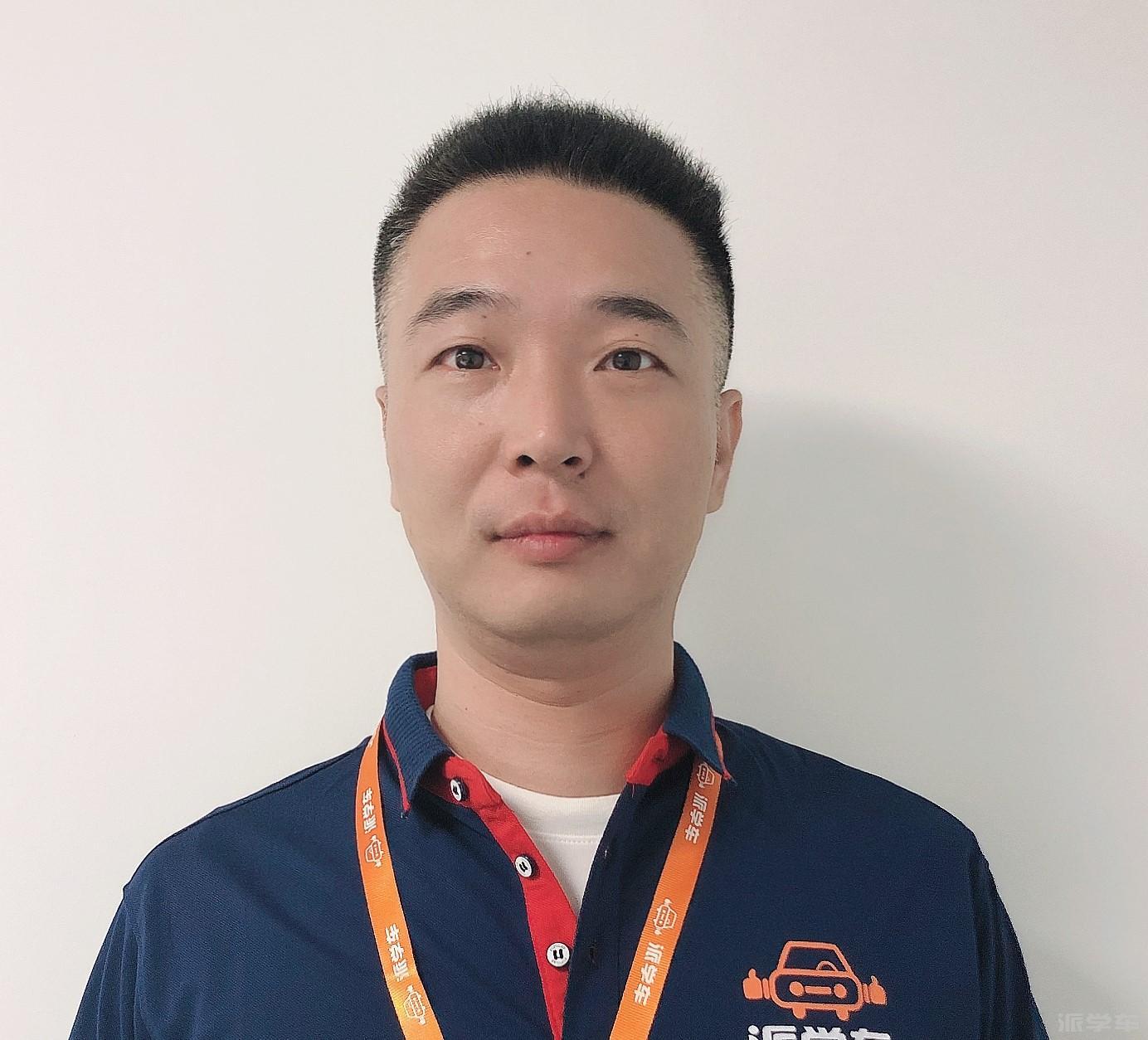 教练徐晓峰