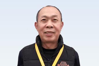 驾校教练李兴茂
