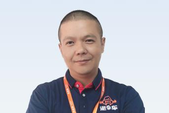 驾校教练朱旗平